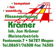 Logo: Fliesenleger Krämer